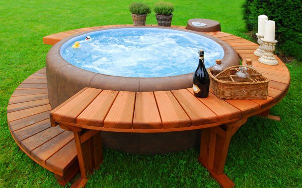 Save money on hot tub operation costs