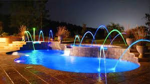 Why add lights to your pool or spa