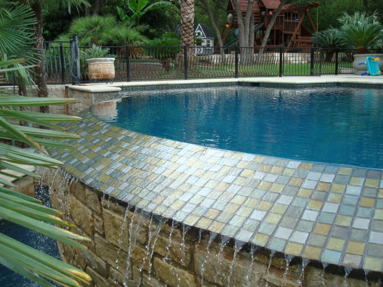 Upgrade your pool deck